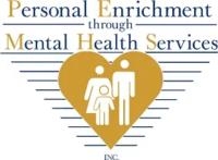 Personal Enrichment through Mental Health Services logo